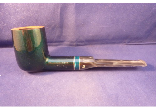Pipe Big Ben Standing Metallic Green 210