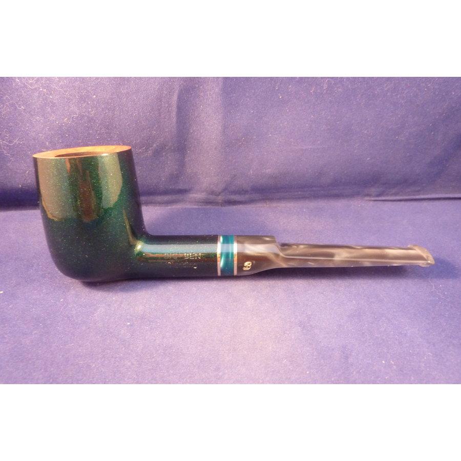 Pipe Big Ben Standing Metallic Green 210
