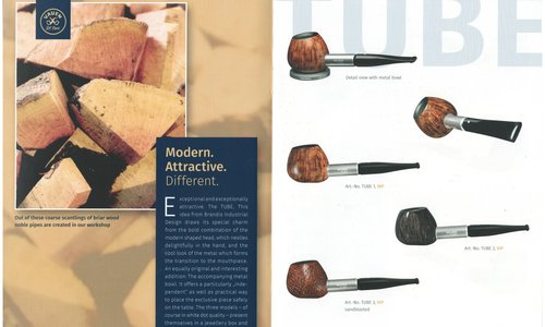 Smoking Pipe Vauen Tube