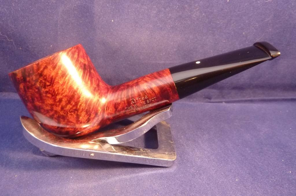 Sold Smoking Pipe Dunhill Amber Root 4106F Stubby (2016)