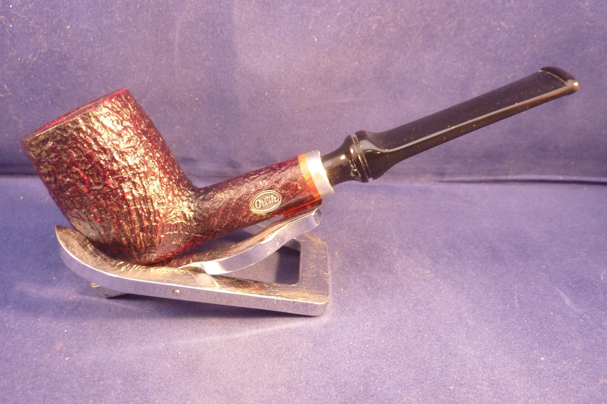 Sold Smoking Pipe Orlik No. 7