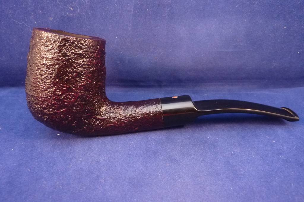 Sold Smoking Pipe Ashton Pebble Grain XXX