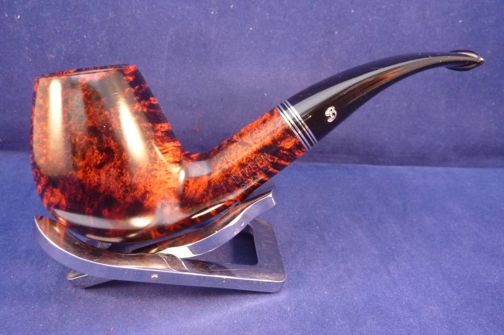 Sold Smoking Pipe Big Ben Olympic 224