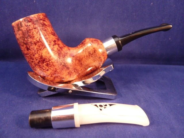 Sold Smoking Pipe Roger Wallenstein Jolly Roger Port Royale Contrast