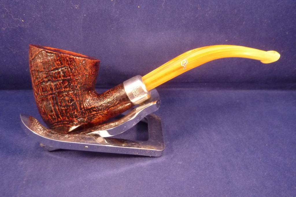 Sold Smoking Pipe Peterson Rock of Cashel D15