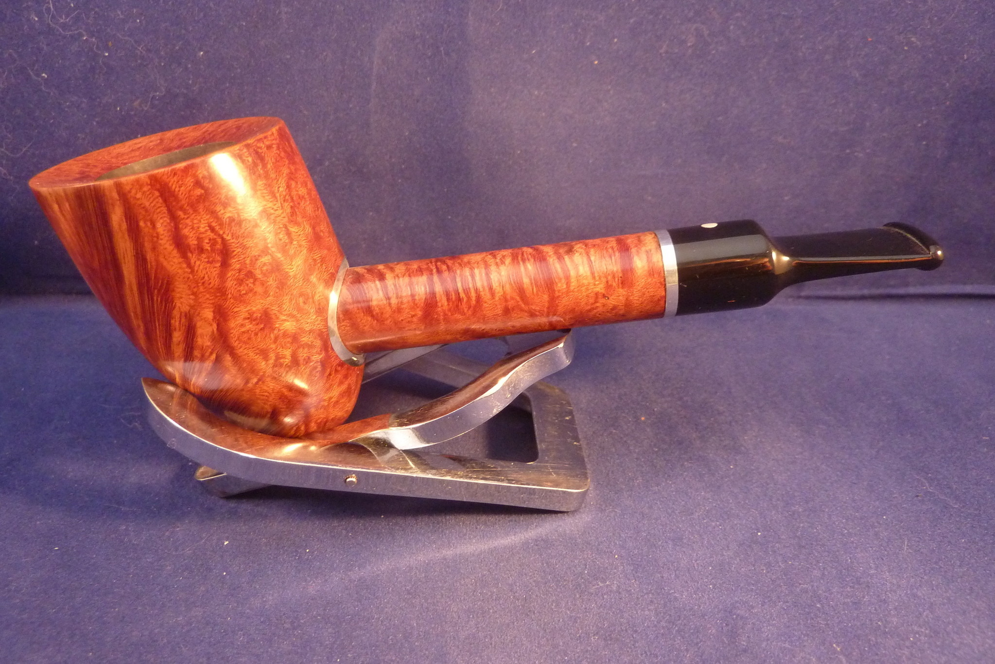 Sold Smoking Pipe Vauen Palma Natural