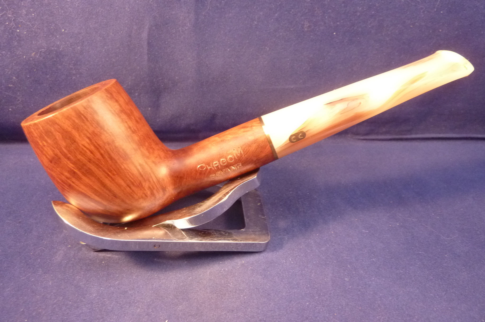 Sold Smoking Pipe Chacom Savane 185