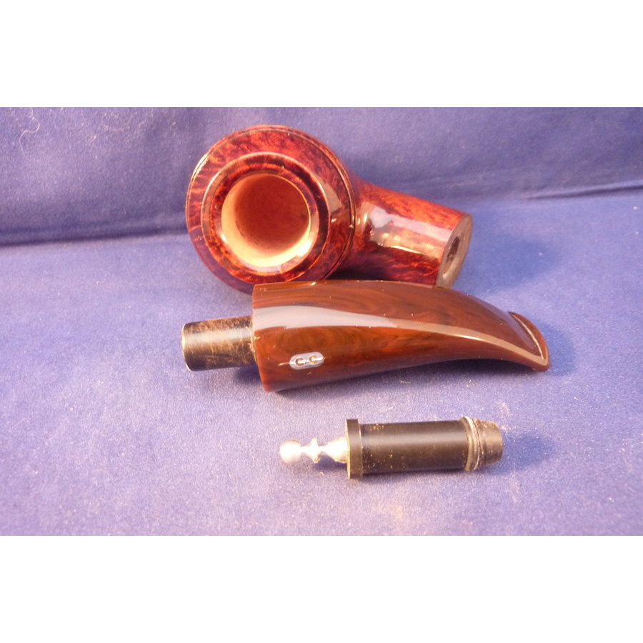 Pipe Chacom 996 Brown Polished
