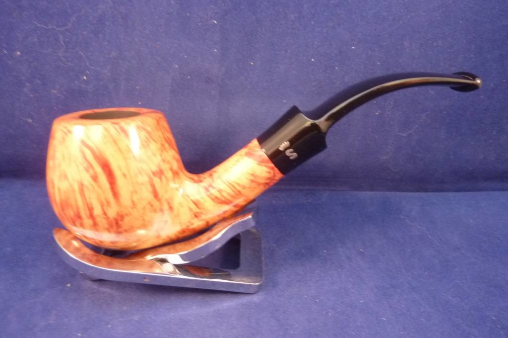 Sold Smoking Pipe Stanwell Flame Grain
