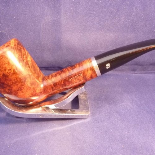 Sold Smoking Pipe Big Ben Silver Shadow Limited Edition 491 Maxi Tan