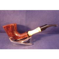 Pijp Mastro Geppetto Liscia 2 with Bamboo