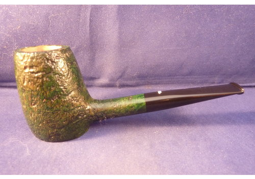 Pipe Caminetto Sandblast Green