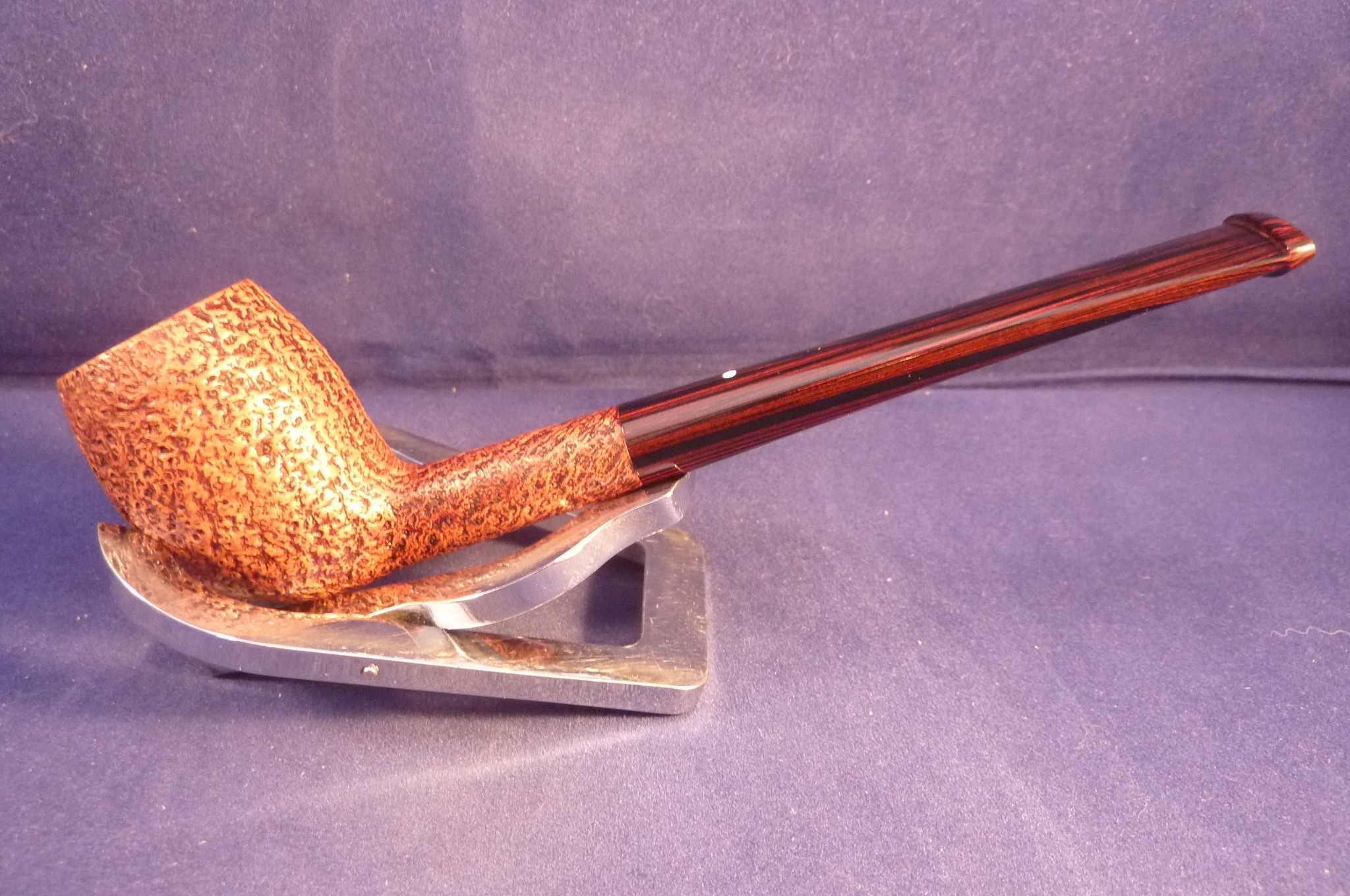 Sold Smoking Pipe Dunhill County 2 (2018)