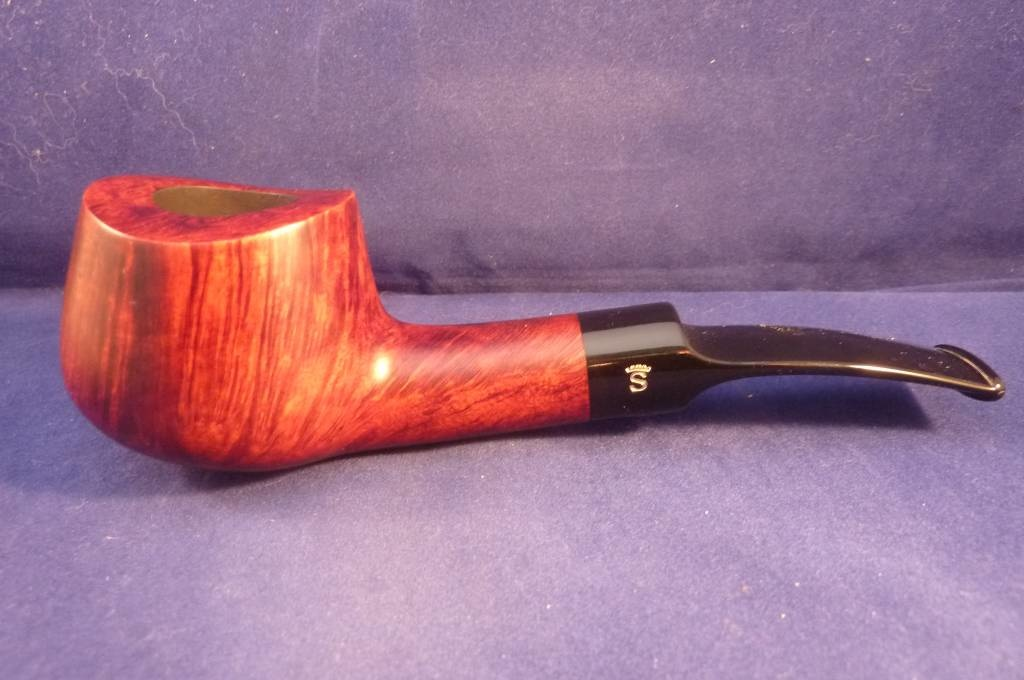 Sold Smoking Pipe Stanwell Silkebrun 11