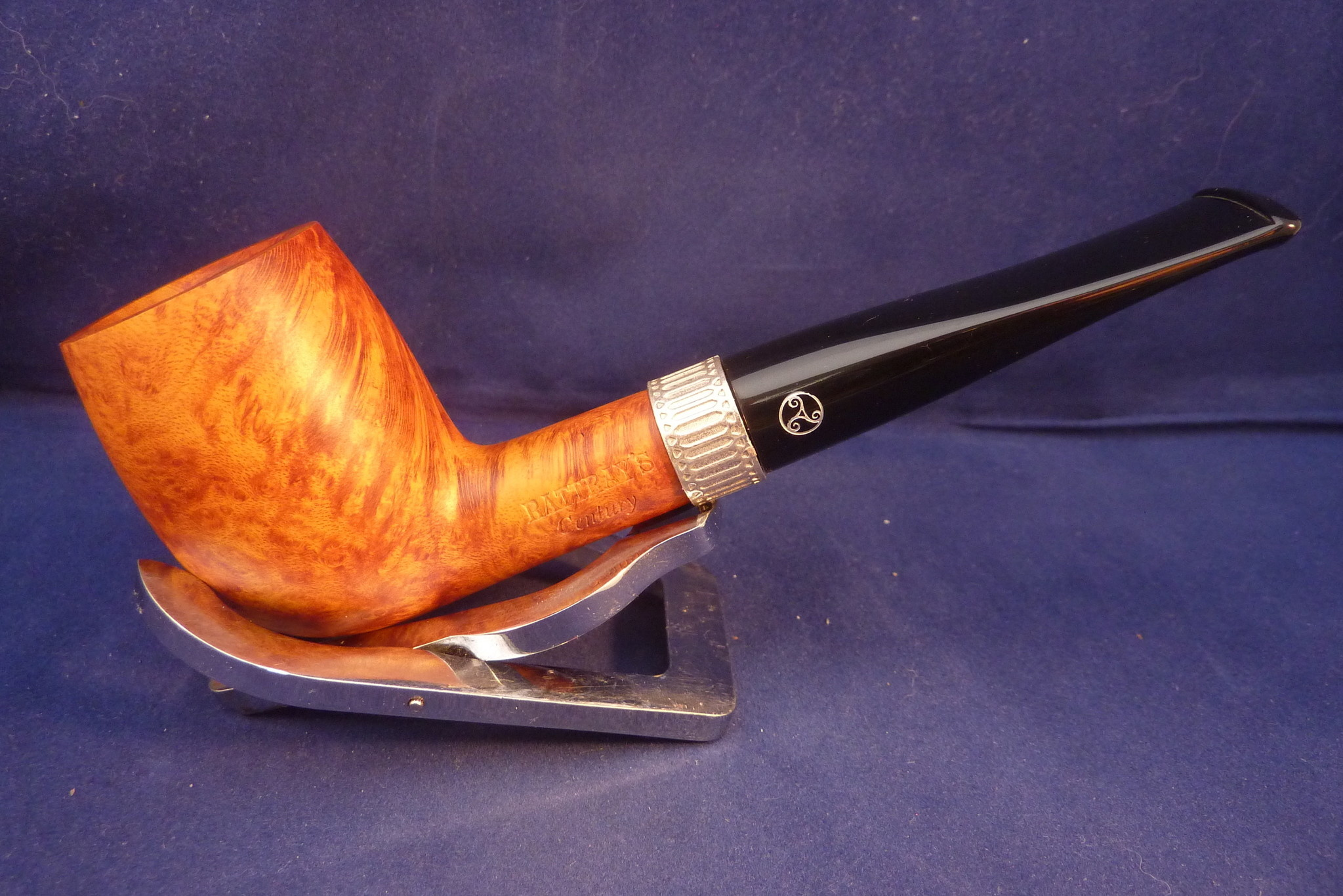 Sold Smoking Pipe Rattray's Century 37