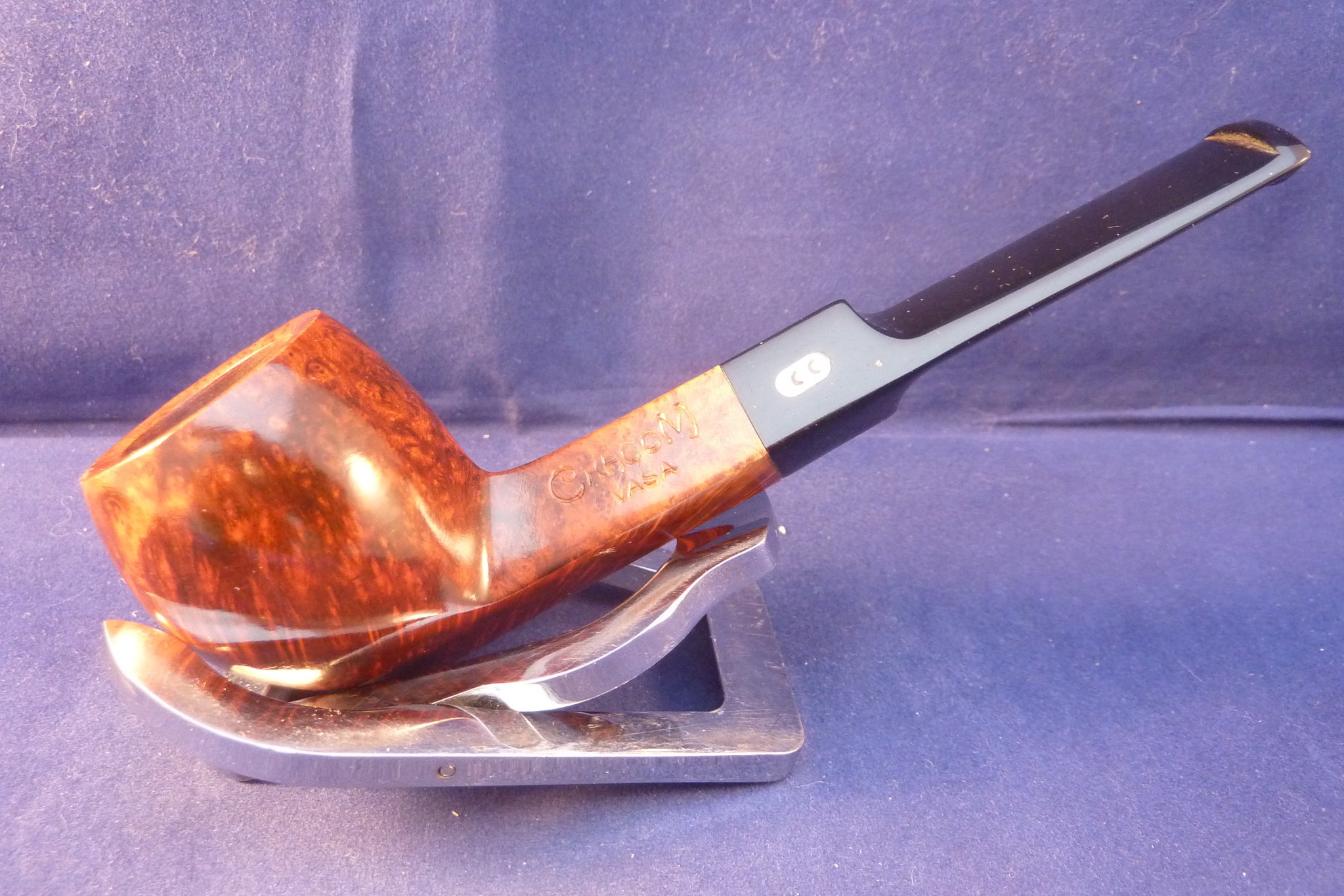 Sold Smoking Pipe Chacom Vasa 832