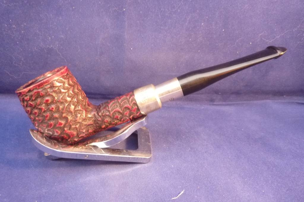 Sold Smoking Pipe Peterson Spigot Rustic Domed X105