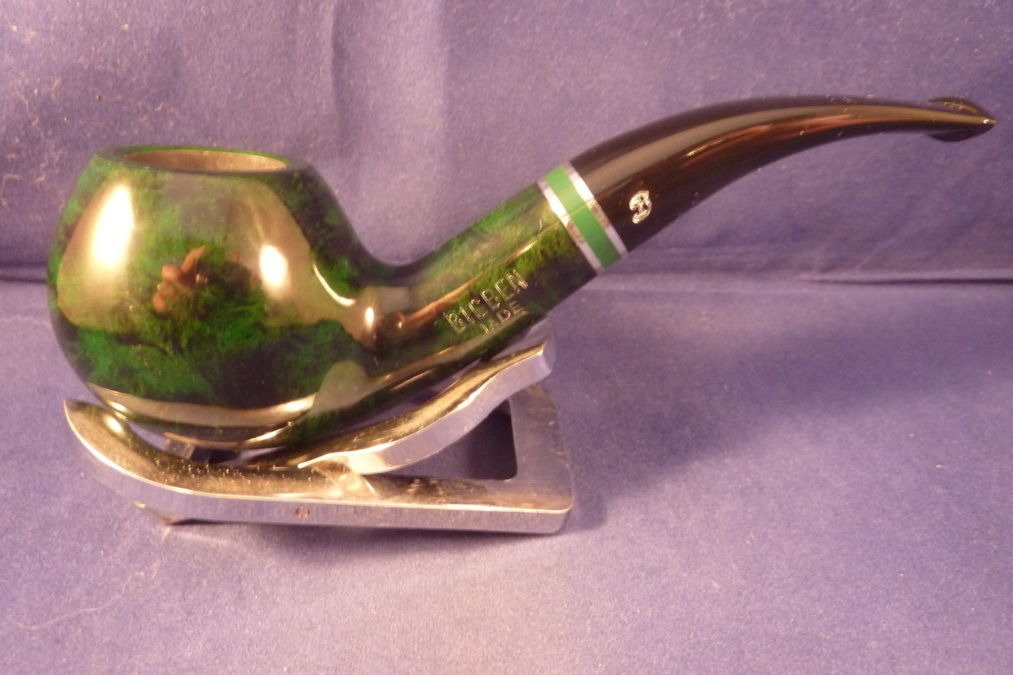 Sold Smoking Pipe Big Ben Jade 542