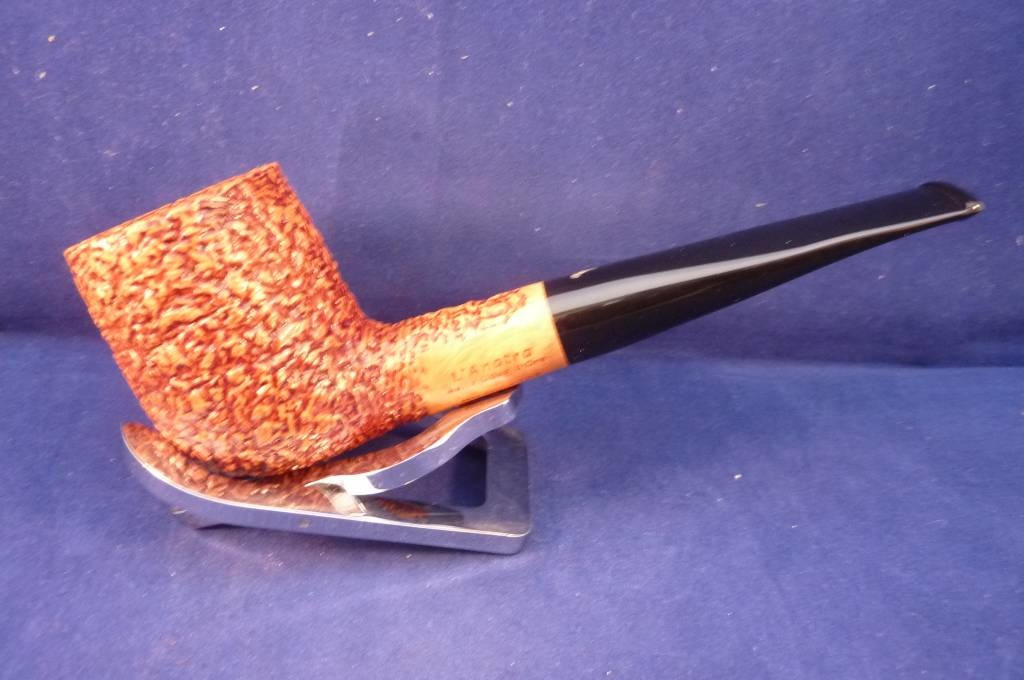 Sold Smoking Pipe L'Anatra Rustic
