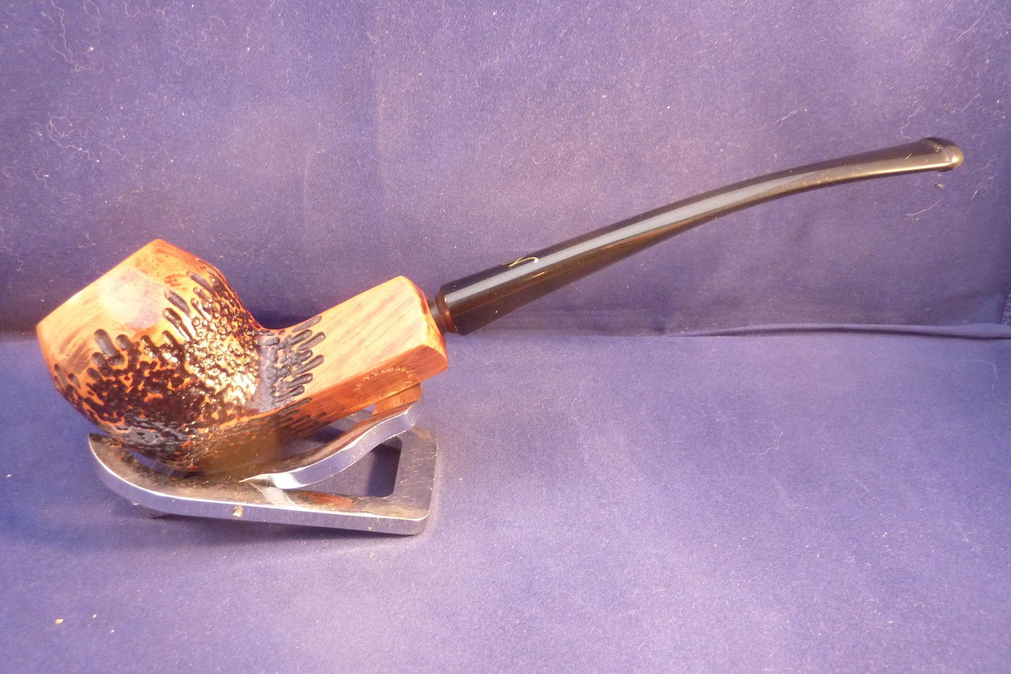 Sold Smoking Pipe Nording Special Rustic