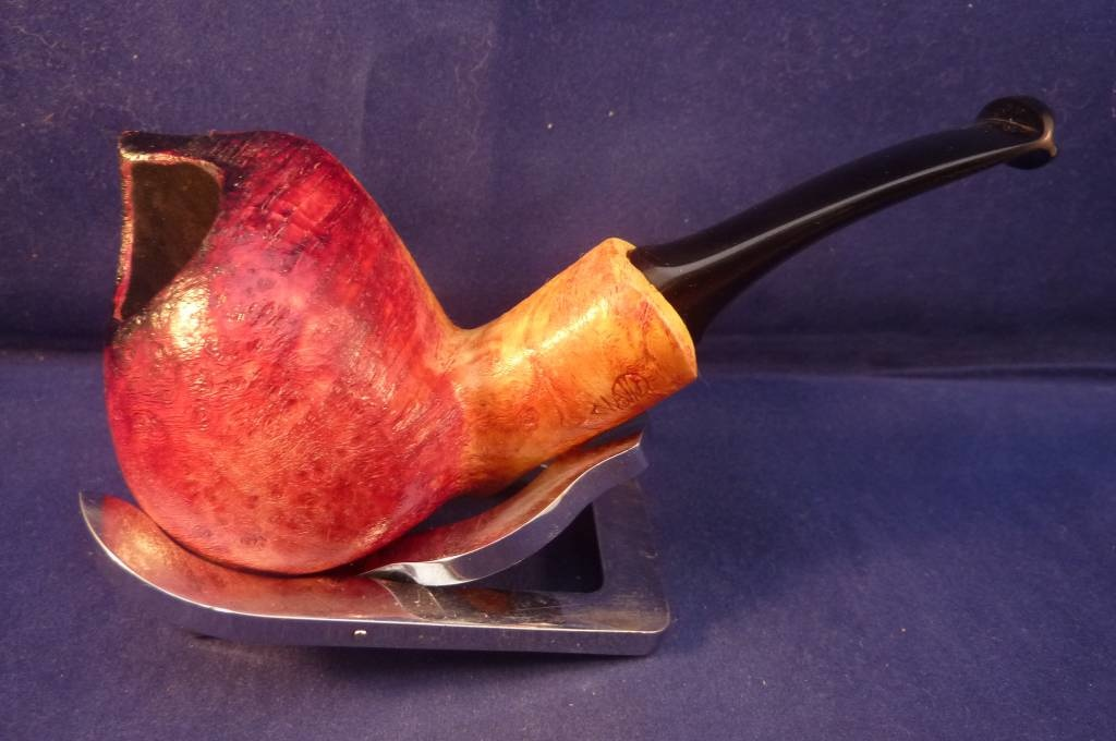 Sold Smoking Pipe Roger Wallenstein Driftwood Freehand