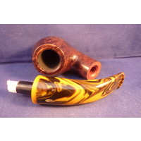 Pipe Savinelli Tigre Dark Brown 642