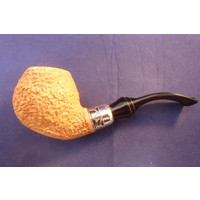 Pipe Mastro Geppetto Pipe of the Year 2020 Rustic Bic