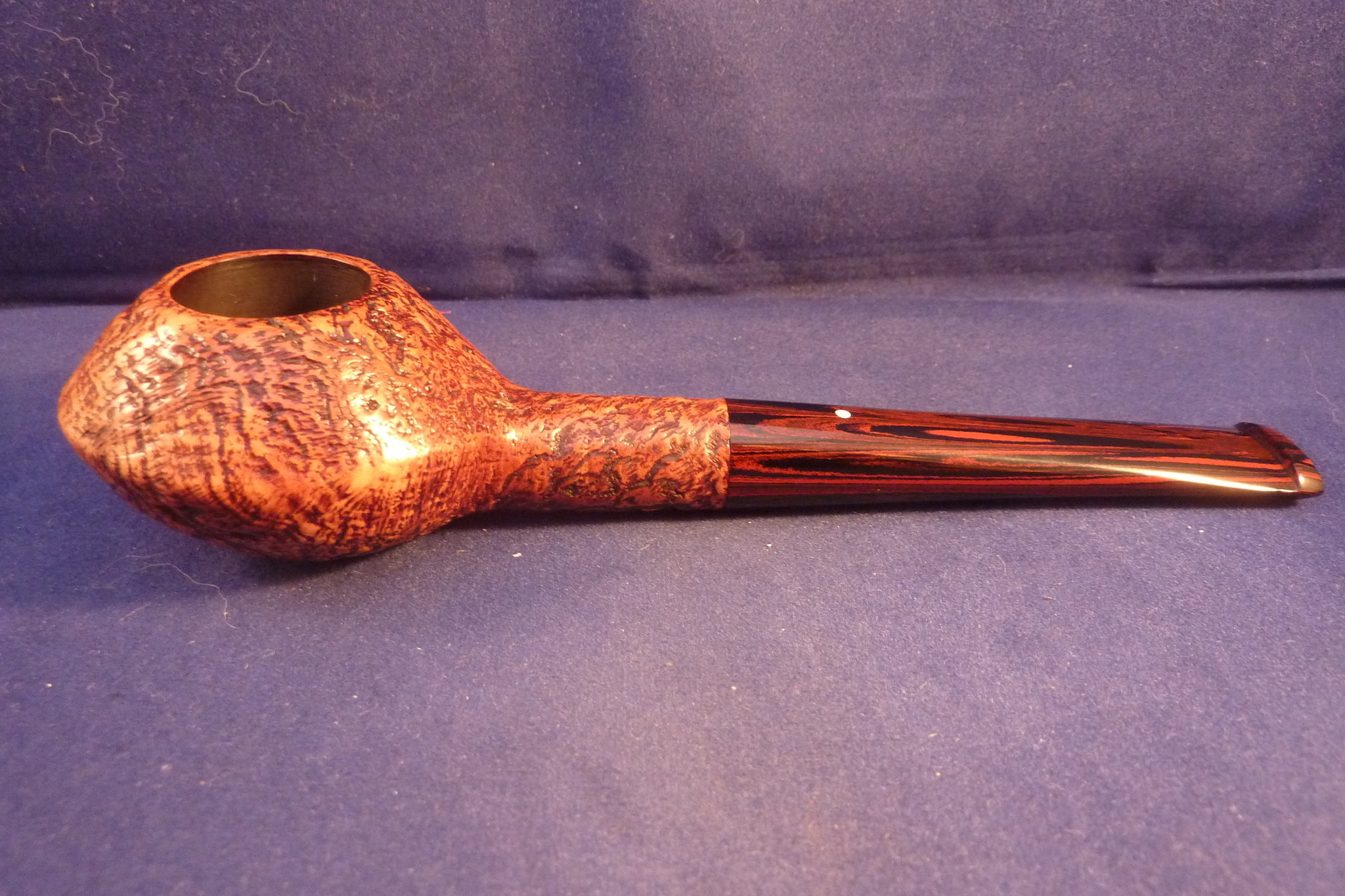 Sold Smoking Pipe Dunhill County 3 (2017)