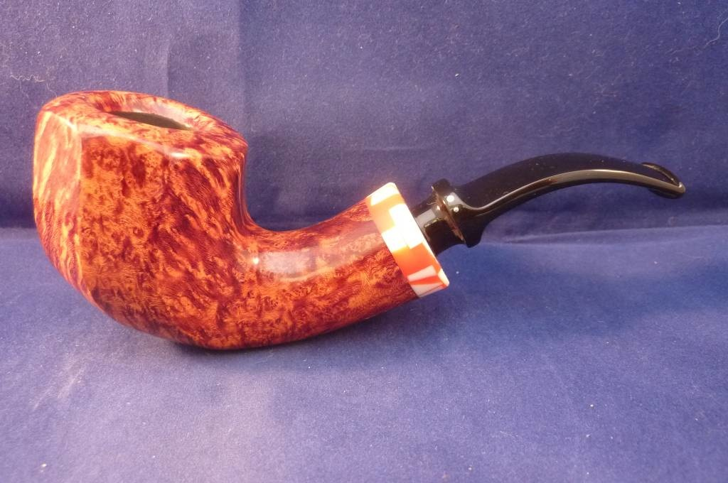 Sold Smoking Pipe Winslow Freehand Casino Grade D