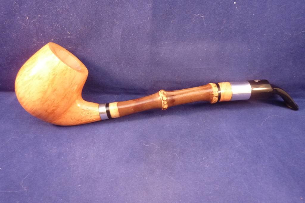 Sold Smoking Pipe L'Anatra 2 Eggs Churchwarden