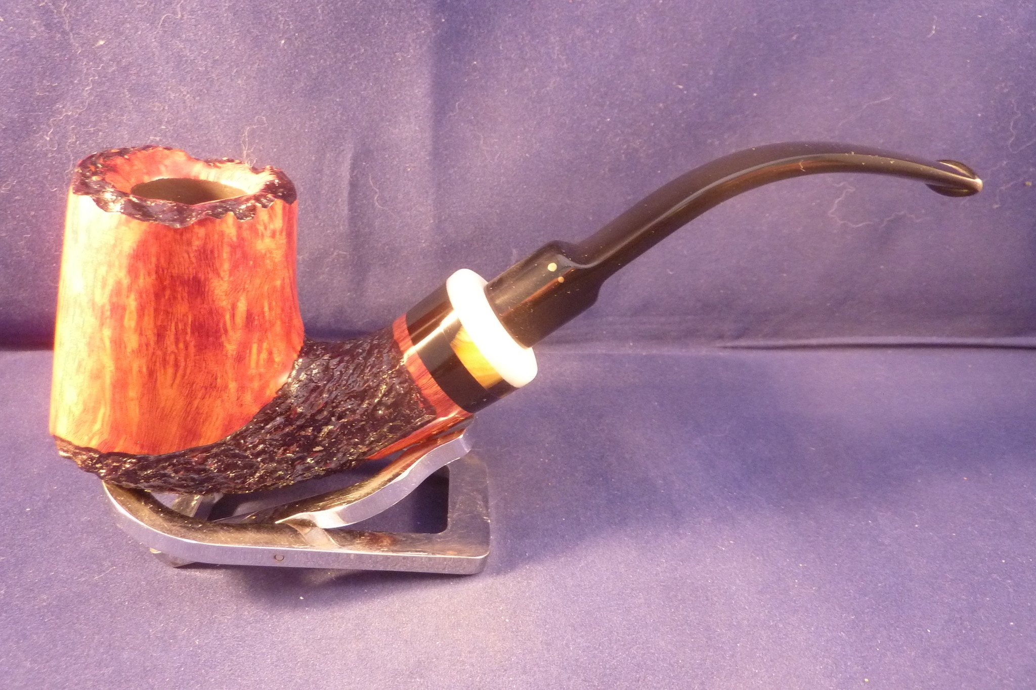 Sold Smoking Pipe Winslow Freehand Jazz Limited