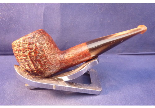 Pipe Ropp Stout Vintage Sandblasted Apple
