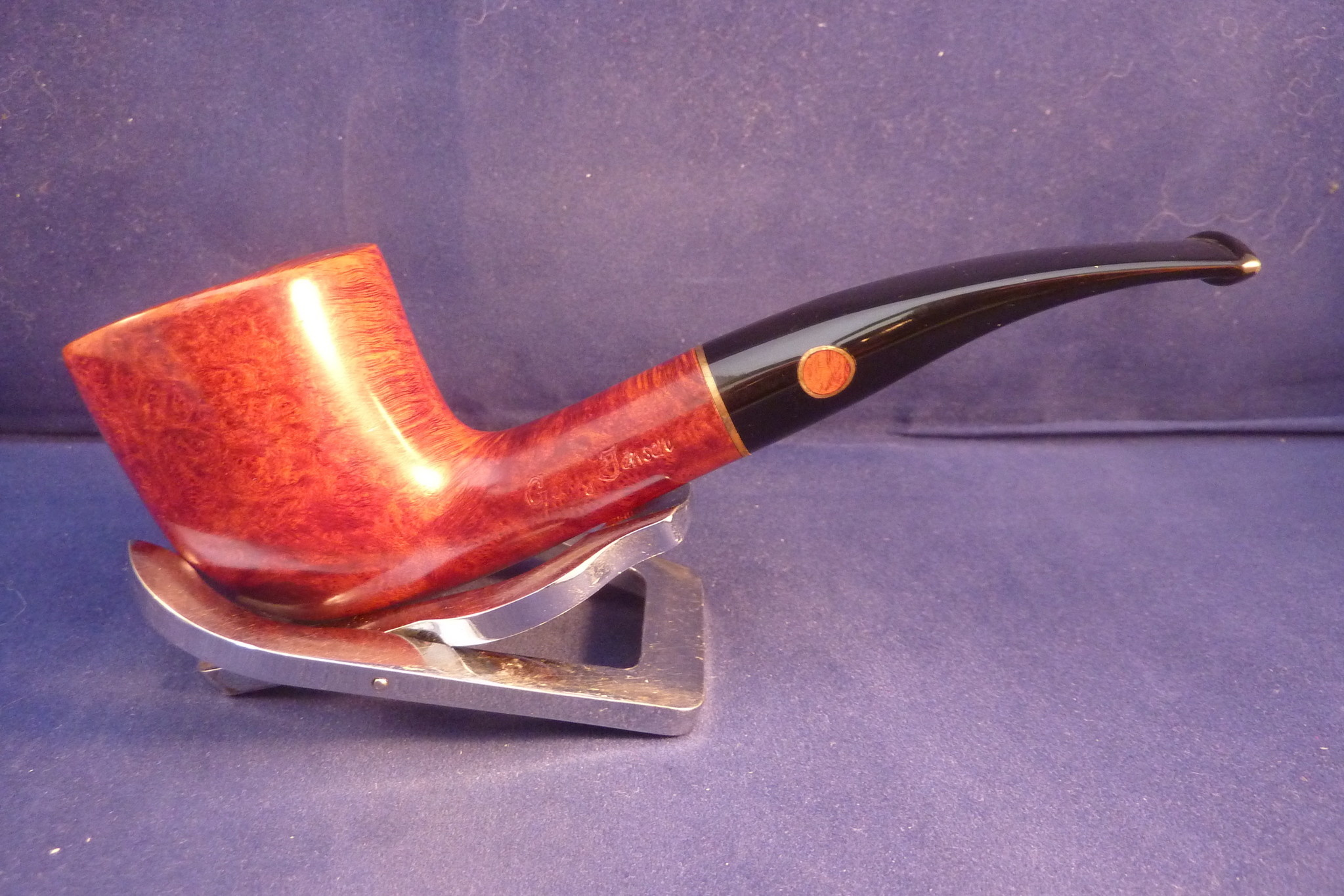Sold Smoking Pipe Georg Jensen Kontrast 41