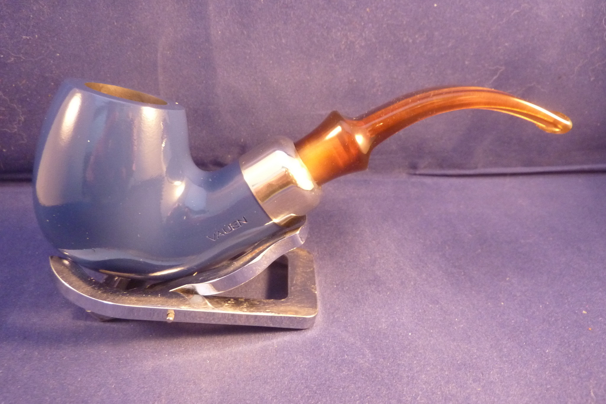 Sold Smoking Pipe Vauen Azzuro 1515
