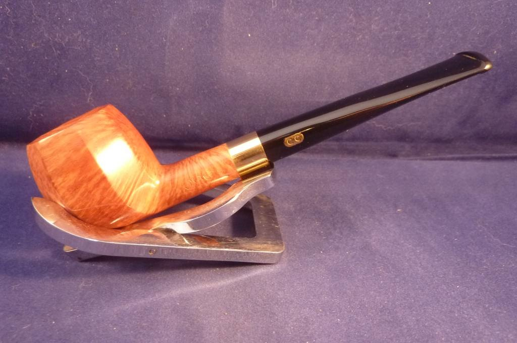 Sold Smoking Pipe Chacom Old Briar 159p Natural