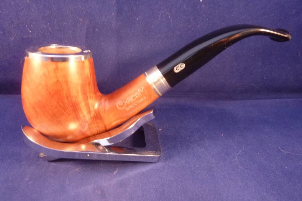 Sold Smoking Pipe Chacom Baccara 43 Nature