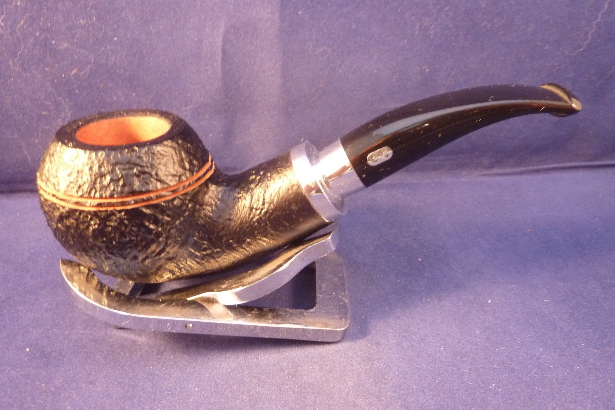 Sold Smoking Pipe Chacom Deauville 996