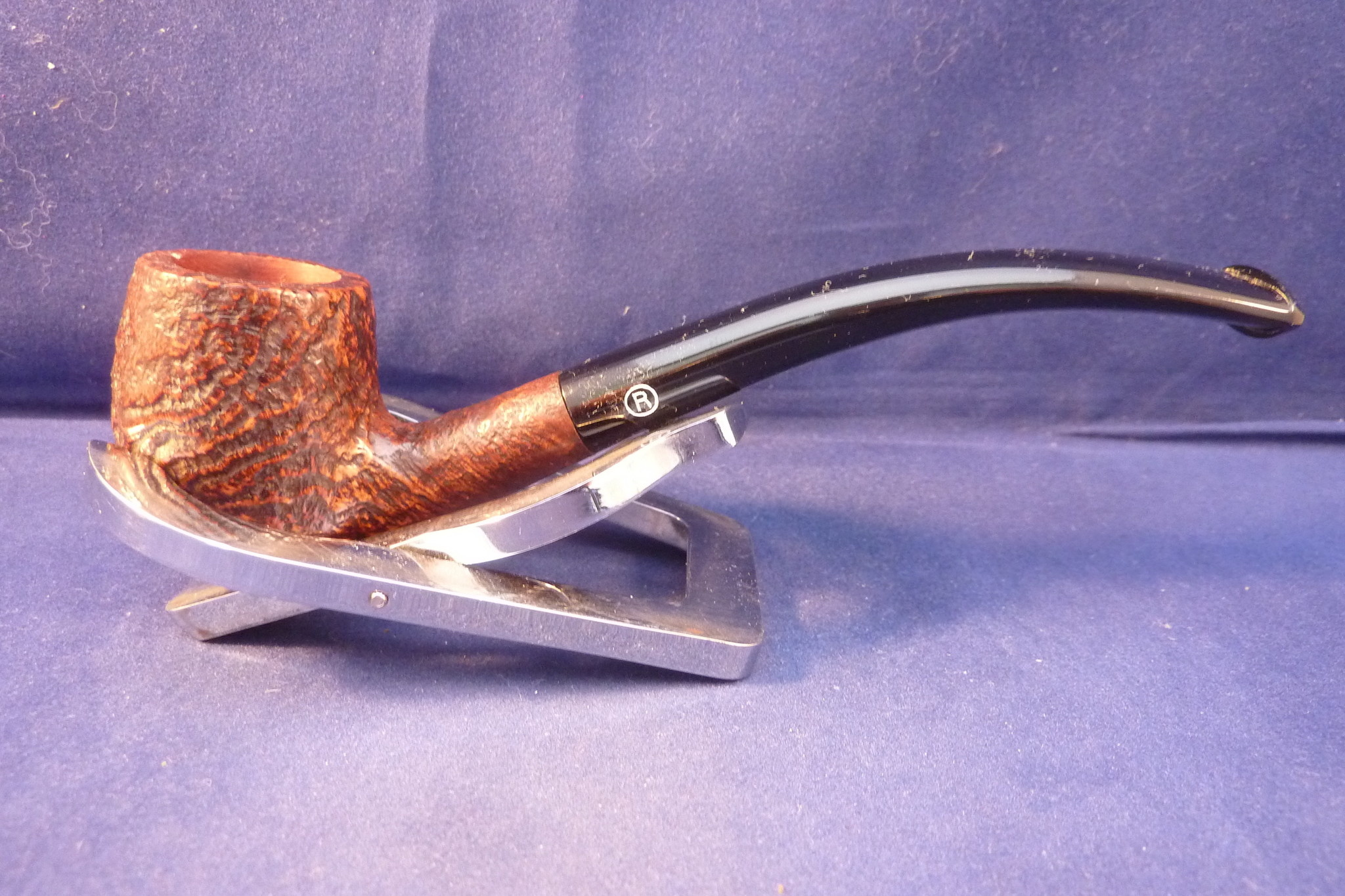 Sold Smoking Pipe Ropp Etudiant Sandblasted J03