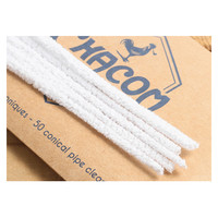 Chacom Pipe Cleaners White Conic