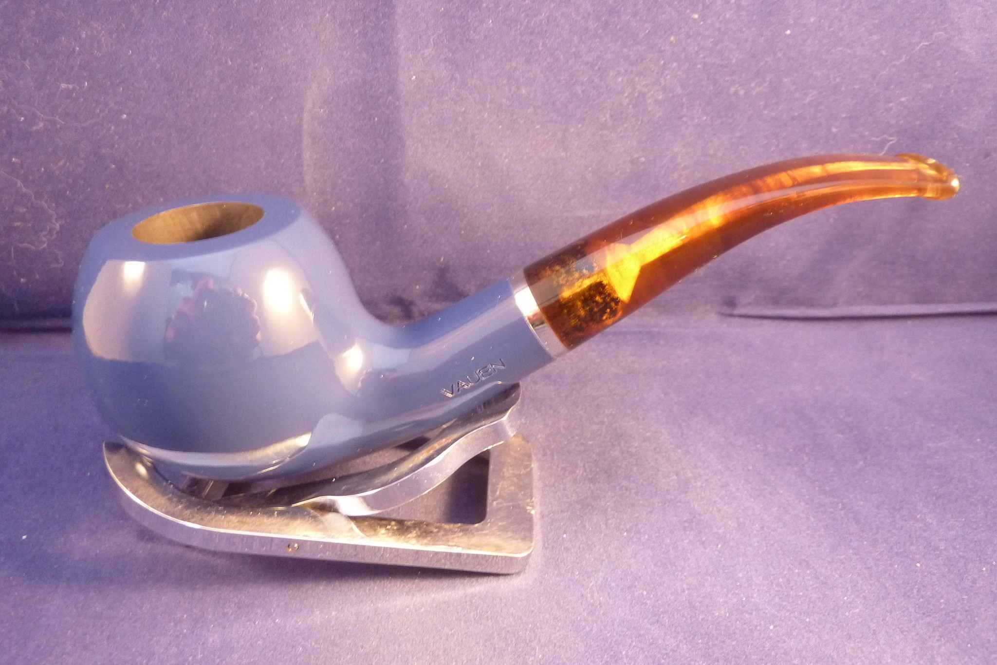 Sold Smoking Pipe Vauen Azzuro 1542