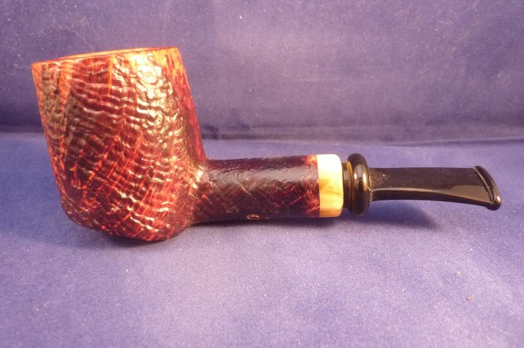 Sold Smoking Pipe Peder Jeppesen Ida