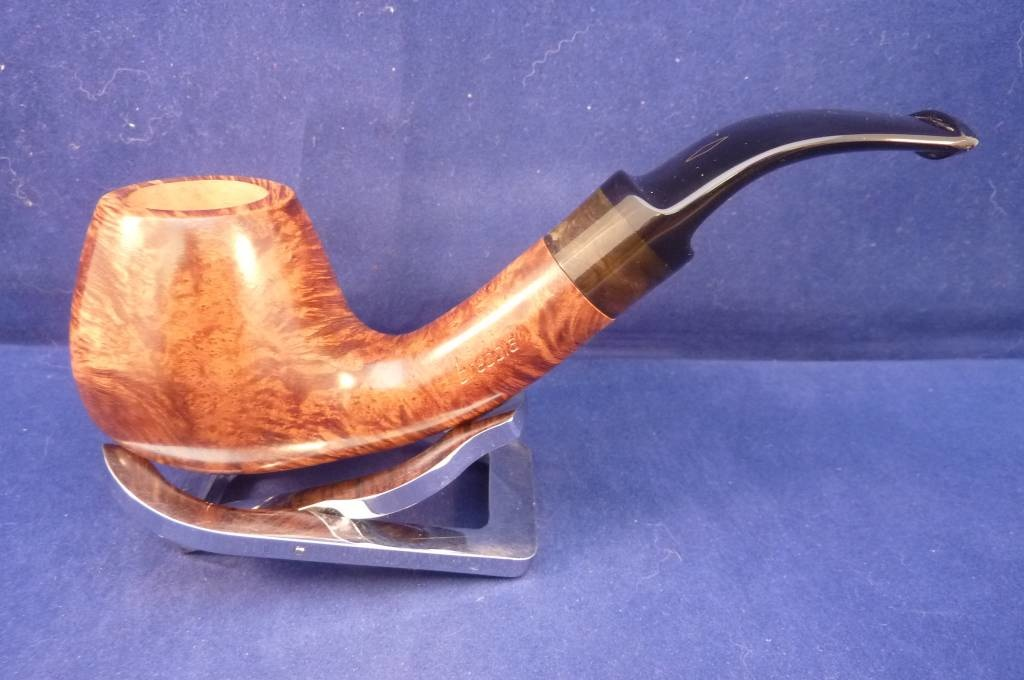 Sold Smoking Pipe Brebbia Pura Supreme