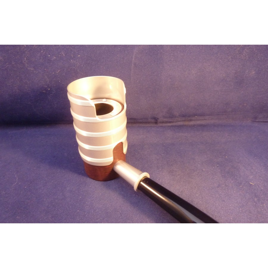 Pipe Tsuge Thunderstorm Silver