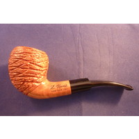 Pipe Luigi Viprati Rusticated