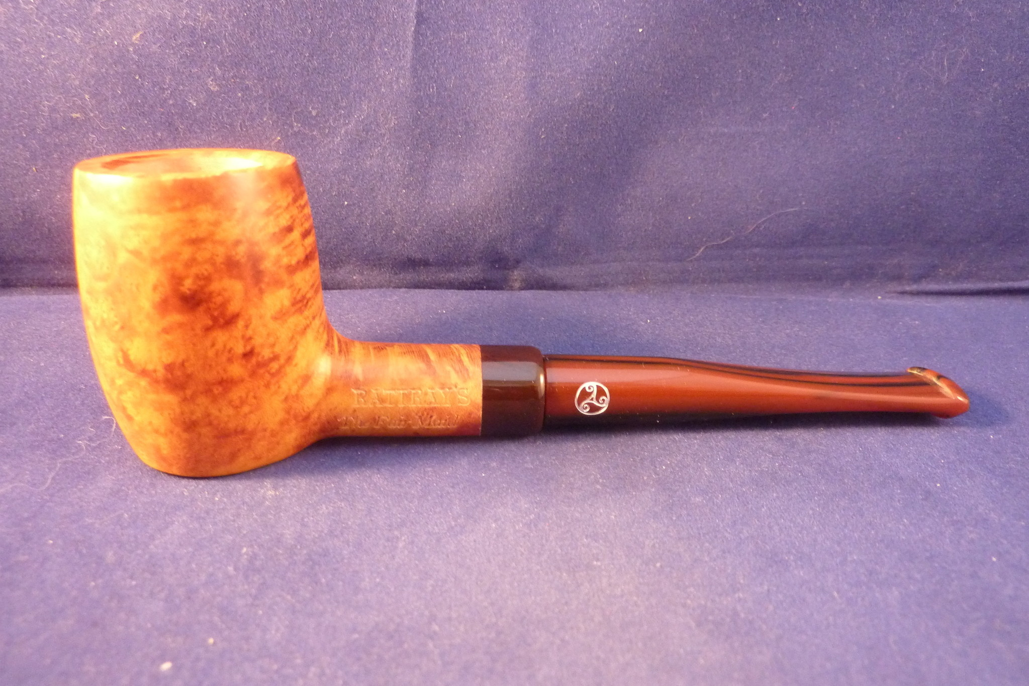 Sold Smoking Pipe Rattray's The Fair Maid Light 136
