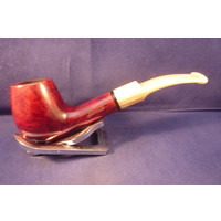 Pipe Jean Claude Red Brown