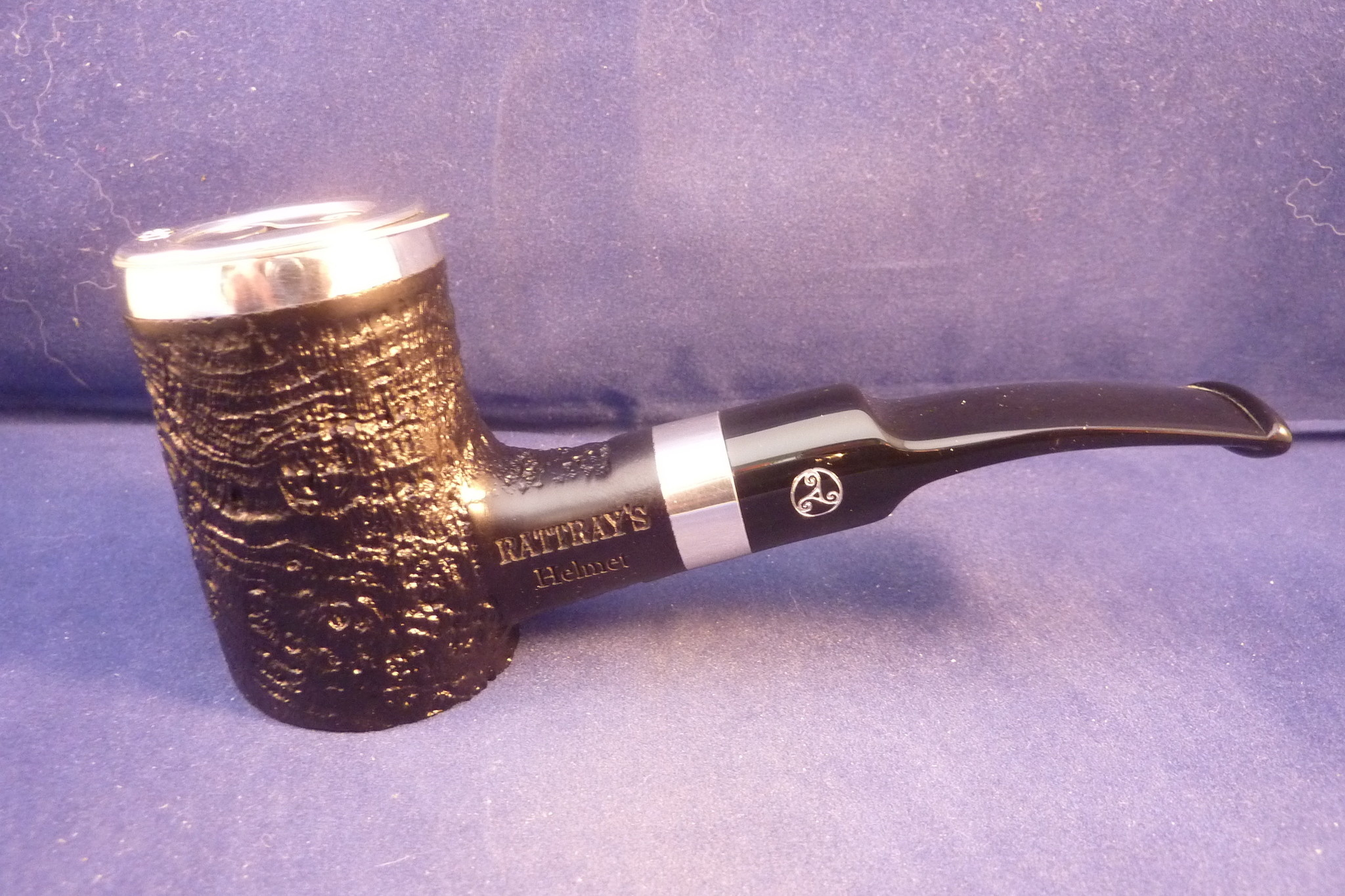 Sold Smoking Pipe Rattray's Helmet Sand 138