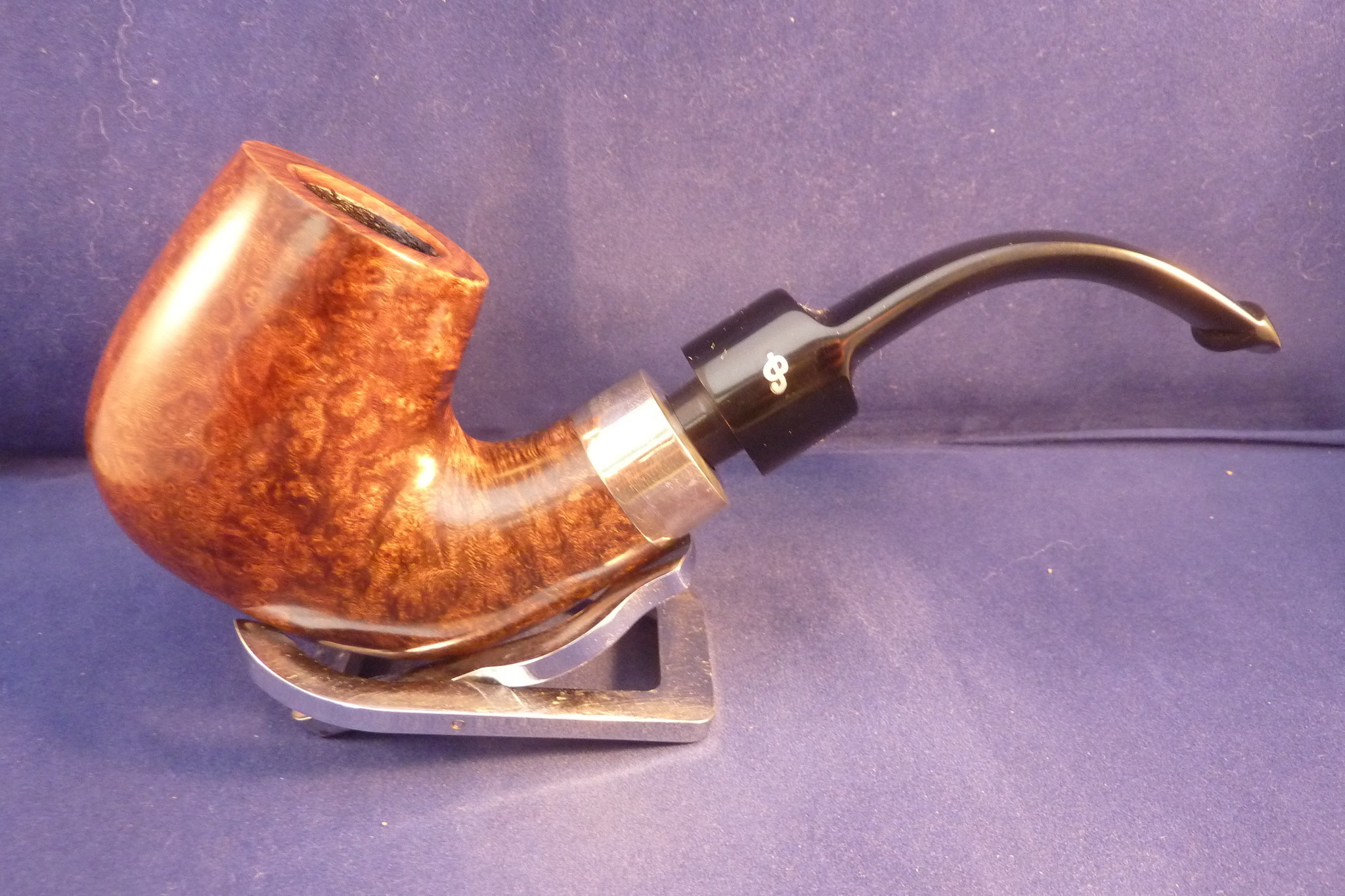 Sold Smoking Pipe Peterson House Pipe Oak Bent