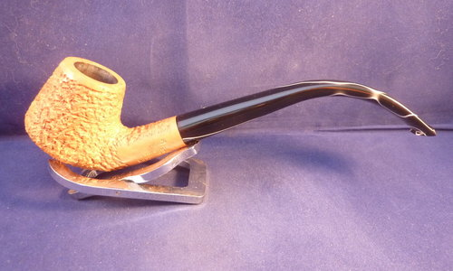 Sold Smoking Pipe Mastro Geppetto Rusticato Churchwarden