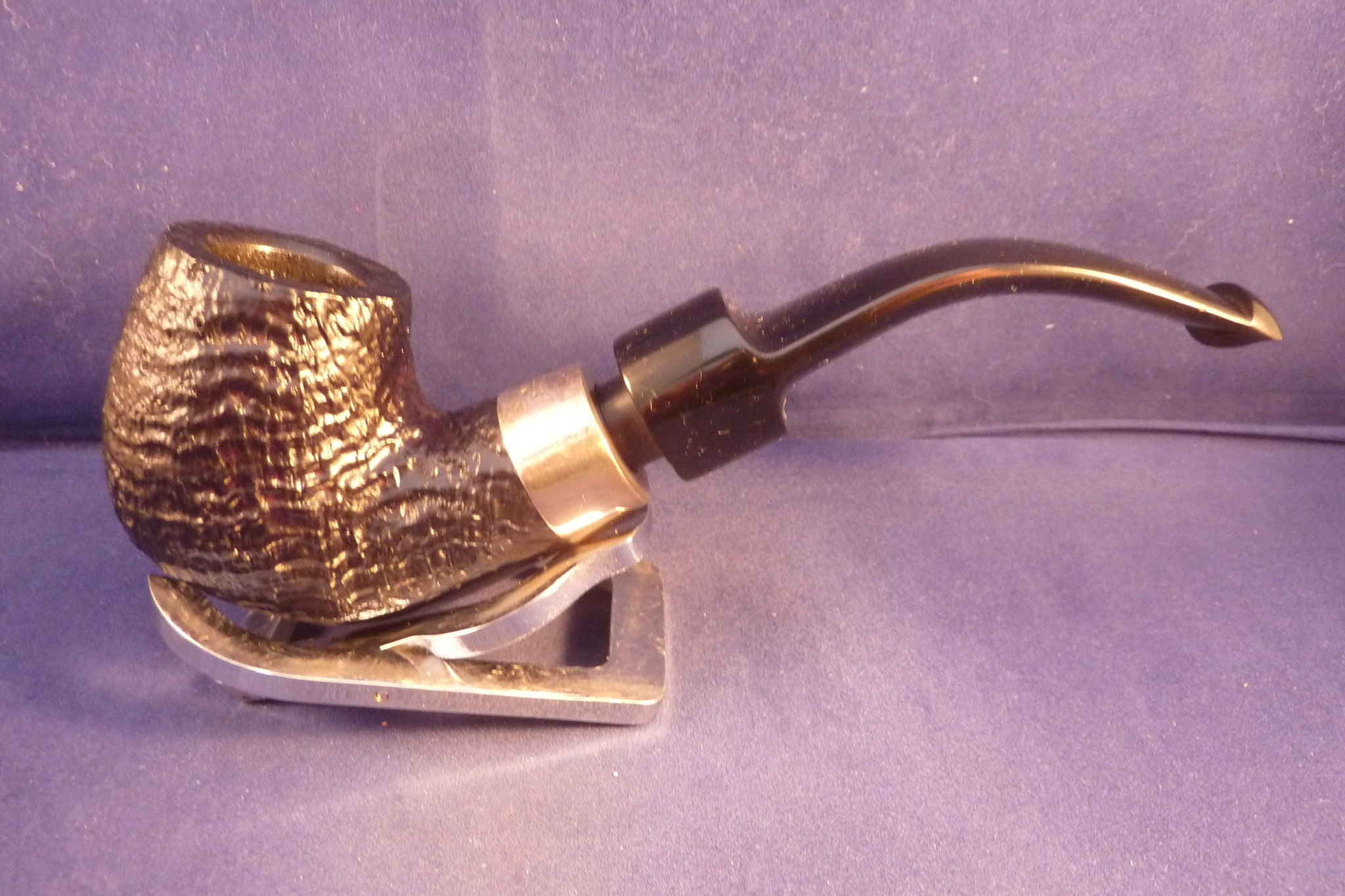 Sold Smoking Pipe Peterson Deluxe System Sand 9s